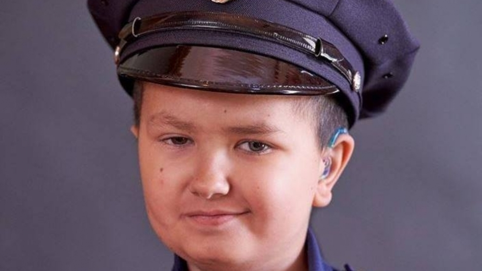 Ithaca Police's 'Officer Colin' has passed away after battling brain tumor